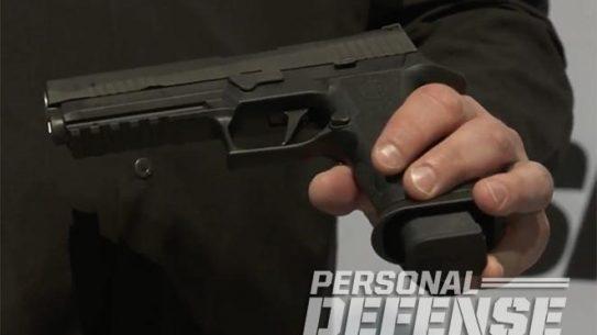 sig sauer p320 x-five pistol