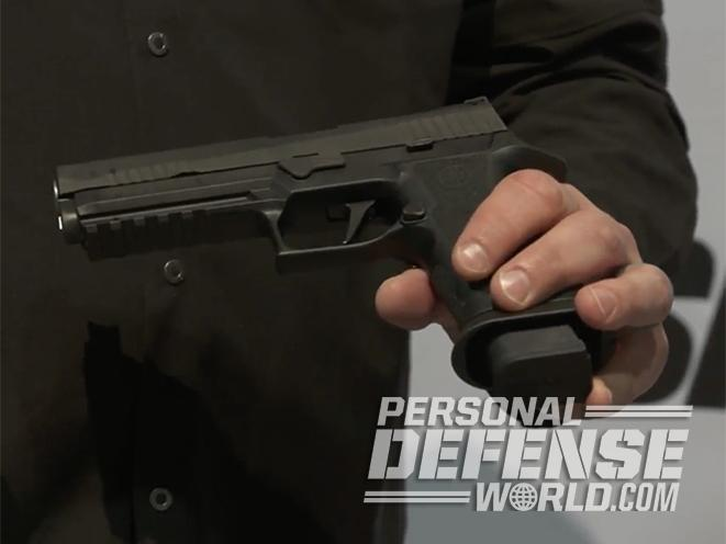 Sig Sauer's P320 X-Five Pistol is Competition-Ready