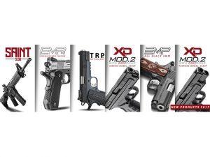 springfield armory 2017 pistols