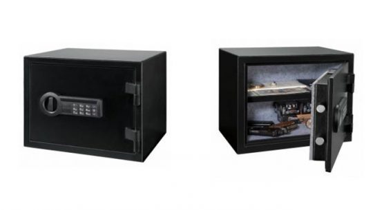 stack-on products fireproof safe