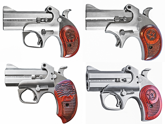 Pocket Shotguns: 6 Defensive  410/ 45 Colt Derringers