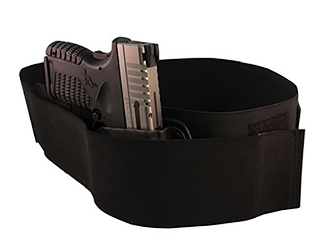 CrossBreed Modular Belly Band holsters