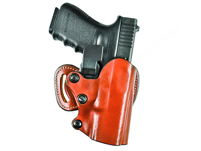 DeSantis Quick-Chek Scabbard holsters