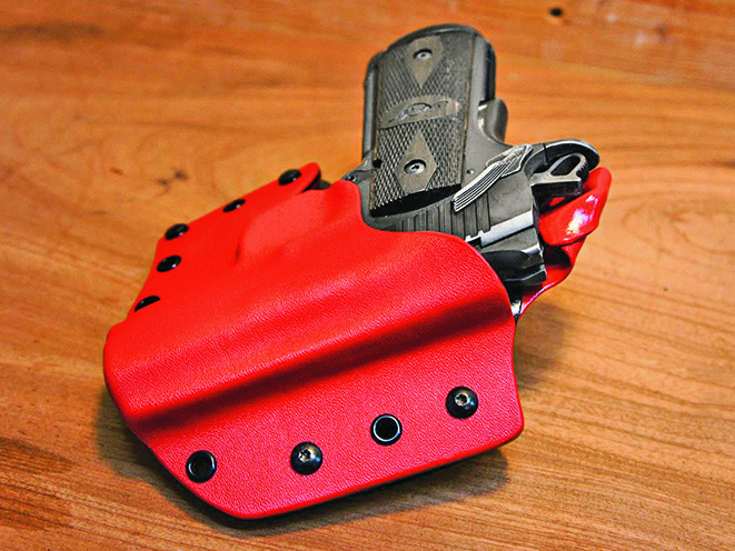 DoubleClick SafeCarry Ranger holsters
