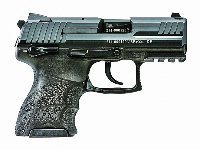 heckler koch full-sized handguns