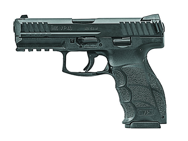 heckler & koch VP40