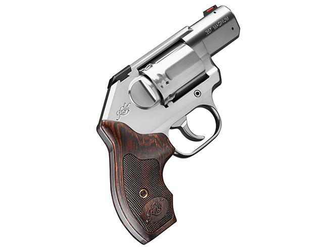 Kimber K6s DCR revolver