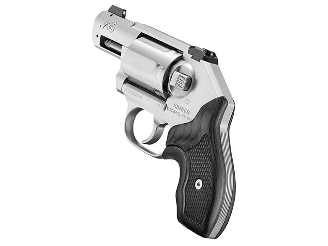 Kimber K6s Stainless (LG) revolver