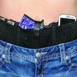 Miss Concealed Hidden Heat Lace holsters