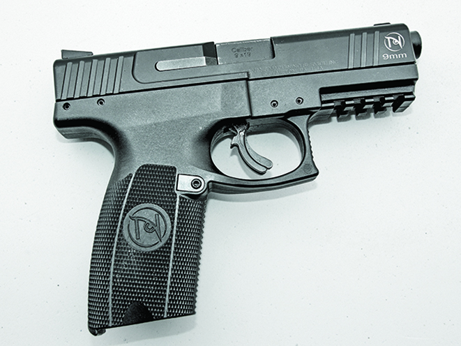 new order firearms full-sized handguns