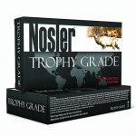 Nosler Trophy Grade Ammo shooting gear