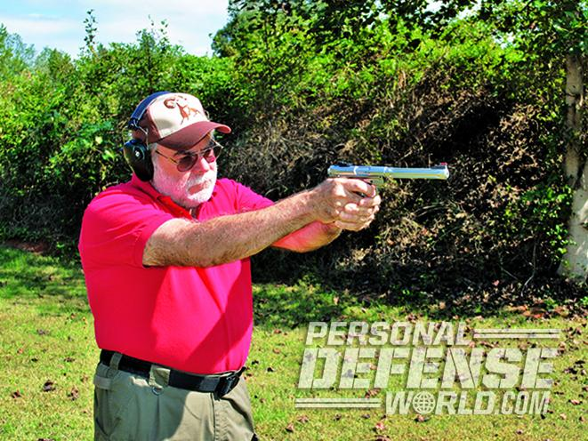 Ruger Mark IV Hunter gun test