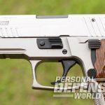 P226 ASE pistol