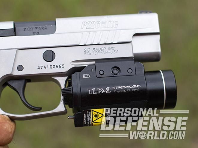 P226 ASE rail