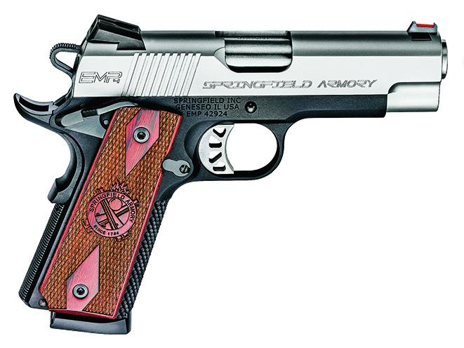 springfield armory full-sized handguns