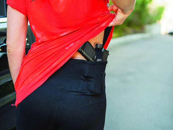 UnderTech UnderCover Concealment Leggings holsters