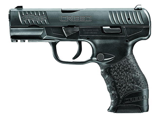 walther creed new guns