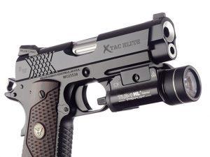 Bill Wilson Carry II pistol