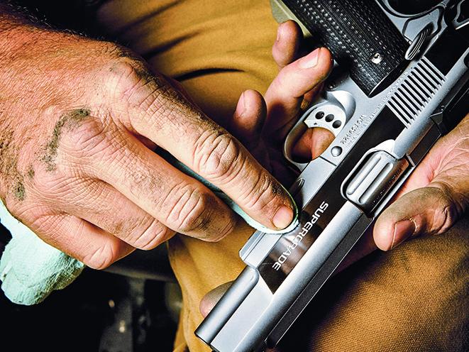 bill wilson wilson combat firearms