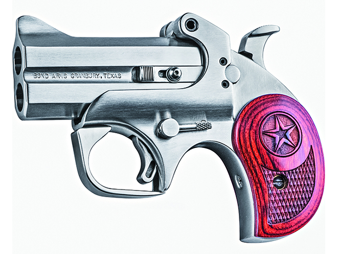 Bond Arms Texas Defender derringers