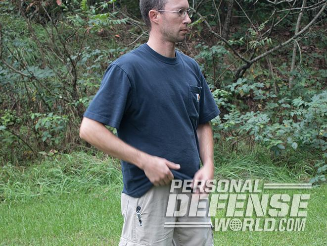 Appendix Carry vs  Hip Carry: Weighing the Pros and Cons