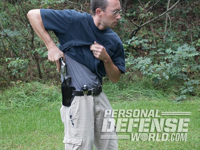 appendix carry holster techniques