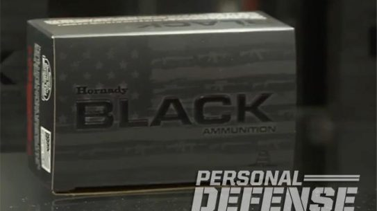 Hornady BLACK Ammunition line