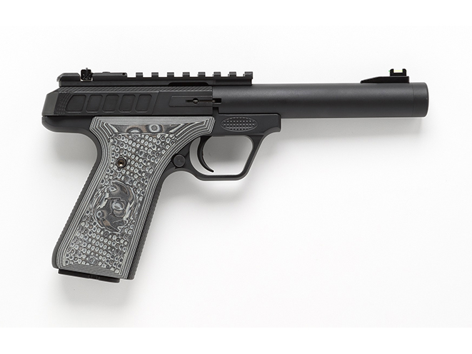 TLP-22 pistol from tactical solutions