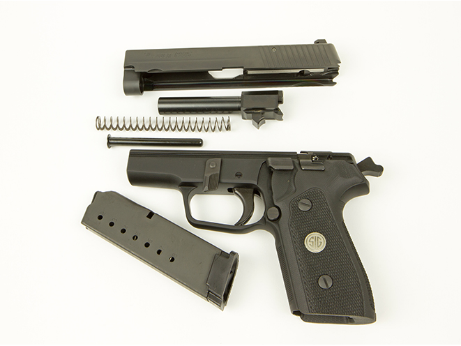 P225-A1: Sig's Single Stack Classic Comes to the US