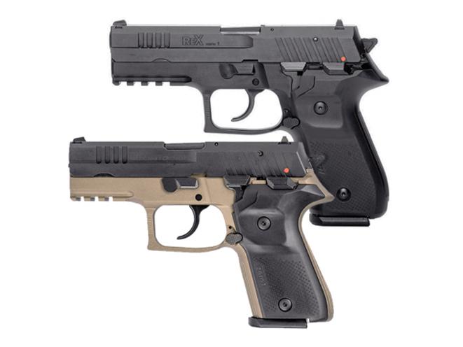 Arex rex zero 1 pistol