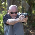 Dave Spaulding range training