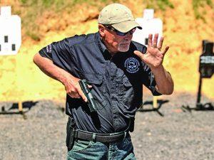 Dave Spaulding training