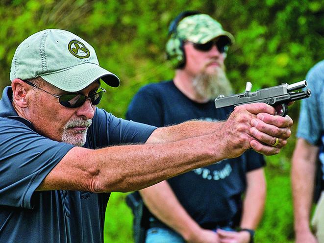 Dave Spaulding handgun training