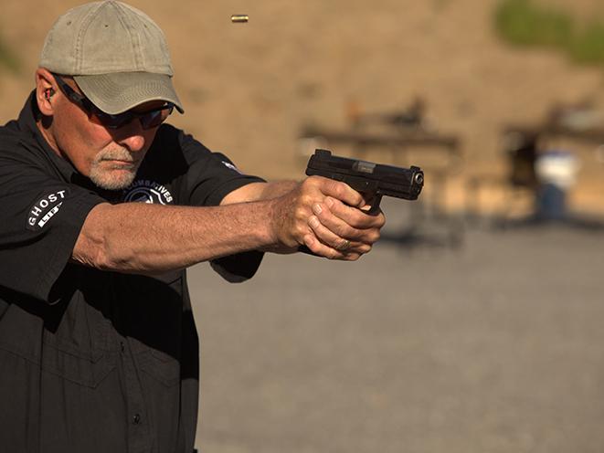 Dave Spaulding pistol