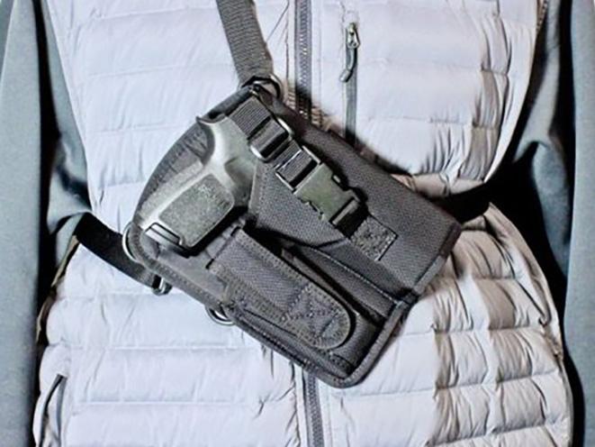 desantis yukon hunting rig holster