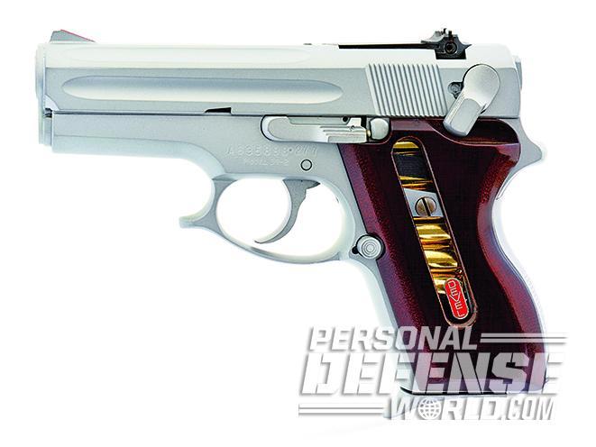 springfield xd-s pistol