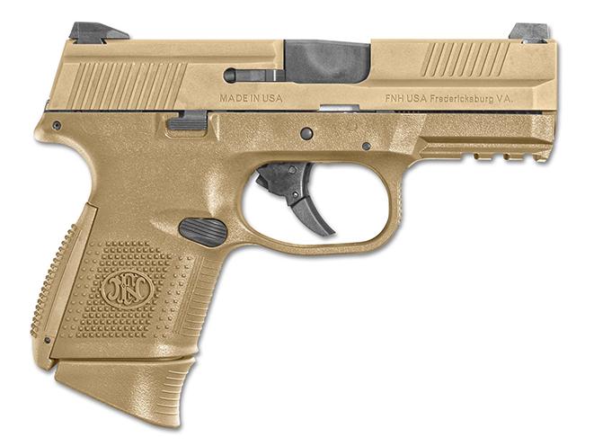 fns-9 shot show 2017 handguns