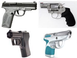 shot show 2017 handguns