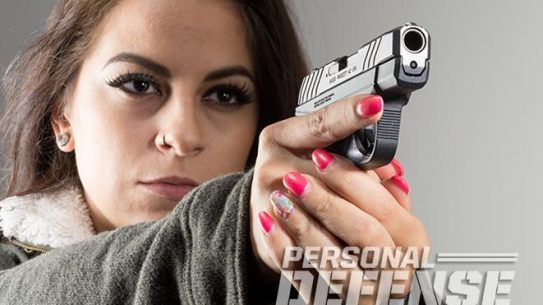 Ruger LCP II Best Handguns For Women