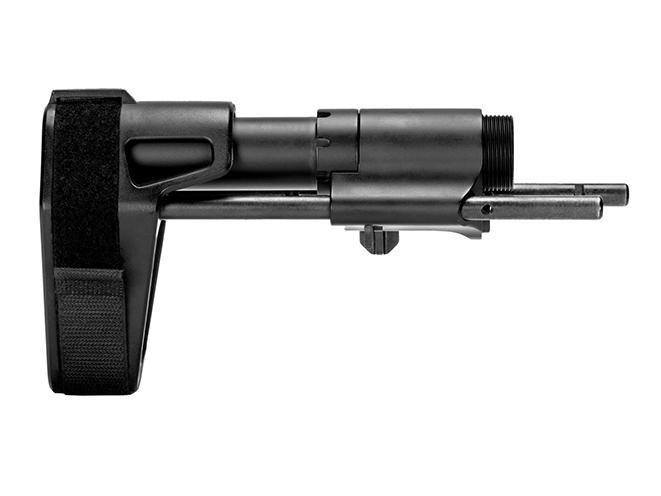 SB Tactical SBPDW adjustable pistol brace