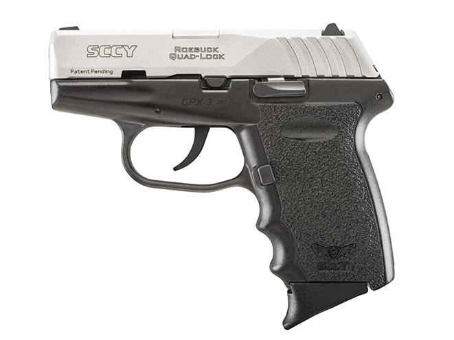 sccy cpx-3 shot show 2017 handguns