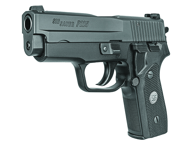 Sig Sauer P225-A1 pistol