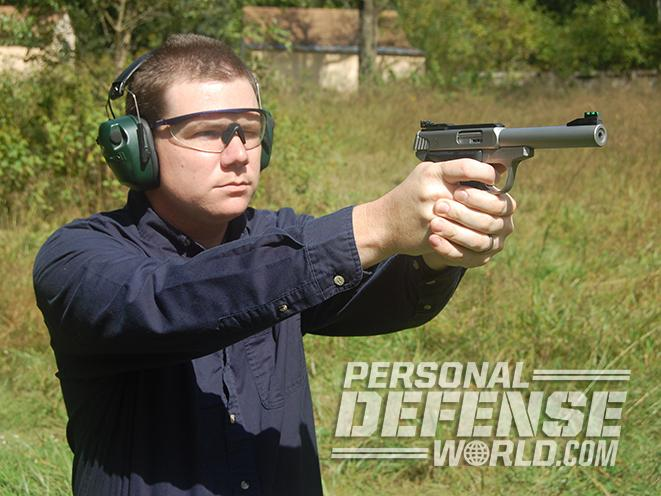 SW22 Victory gun test