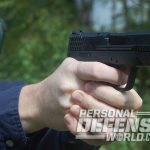 m&p45 shield testing
