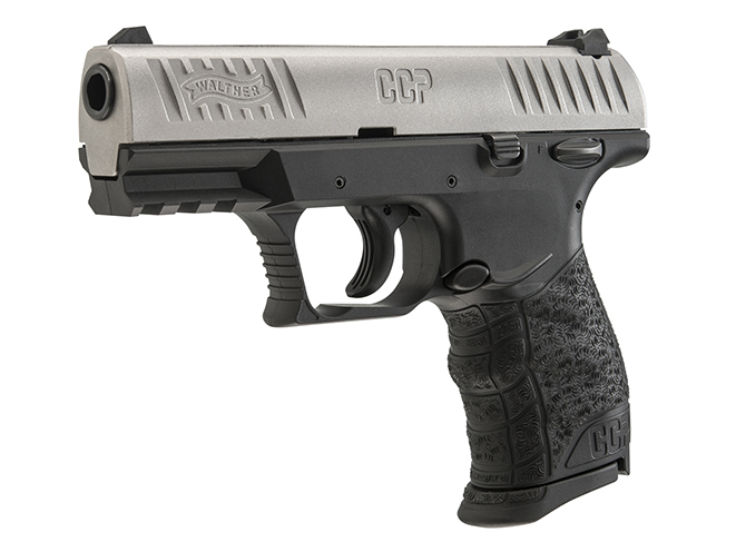walther ccp shot show 2017 handguns