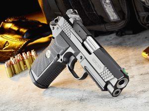 Wilson Combat EDC X9 1911 Pistol exclusive lead