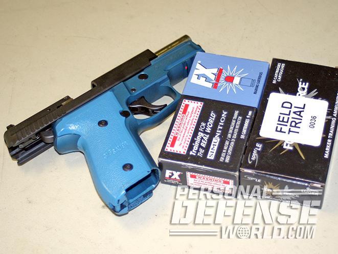 gunfight training