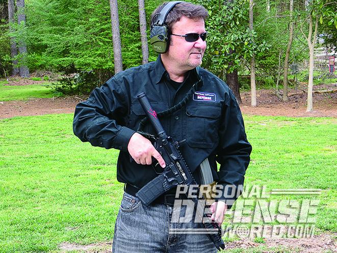 spike's tactical jack ar gun