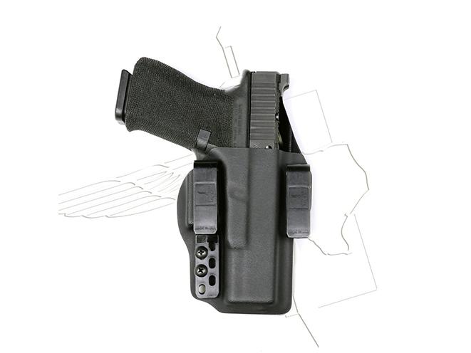 shot show holsters Bravo Concealment DOS