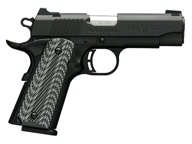 Black Label 1911-380 pro compact